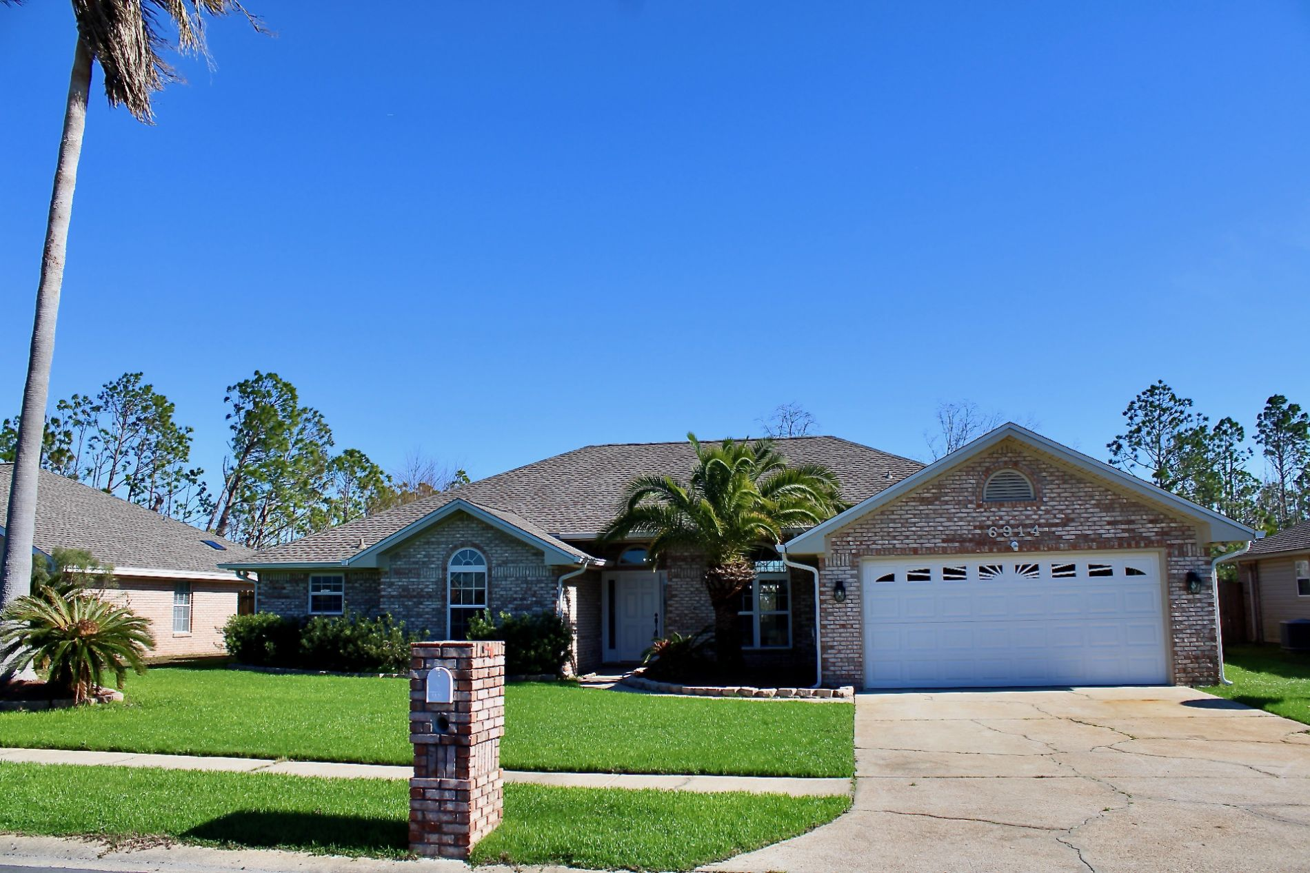 Panama City  Home, FL Real Estate Listing